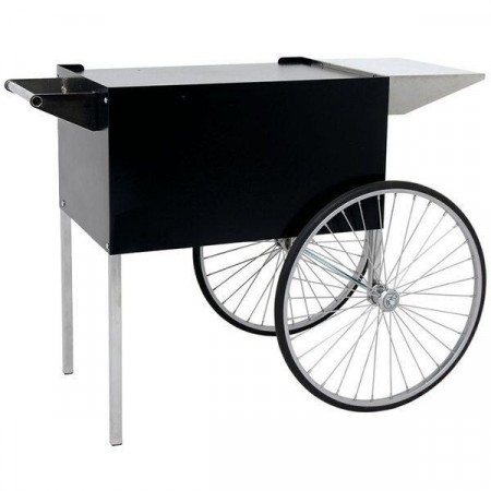 Professional Series Popcorn Cart for 12 & 16 Black